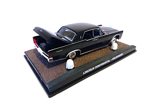 James Bond Lincoln Continental 007 Goldfinger 1/43 DY048