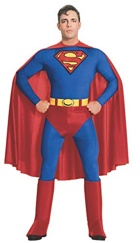 Rubie's-déguisement officiel - Superman - Costume Déguisement Adulte Classique - Taille XL- I-888001XL