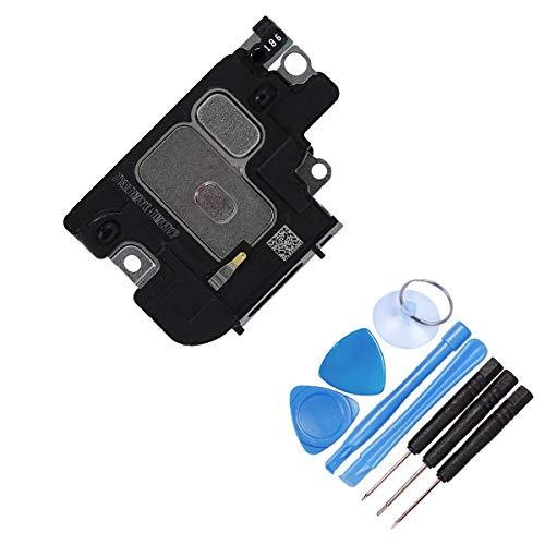DE TECH DOCTOR vervangende interne luidspreker Ringer Buzzer Flex voor iPhone 5C 6 6 Plus 6S Plus 7 7 Plus 8 Plus X - Compleet met gereedschap - Professionele reparatiekit, XS