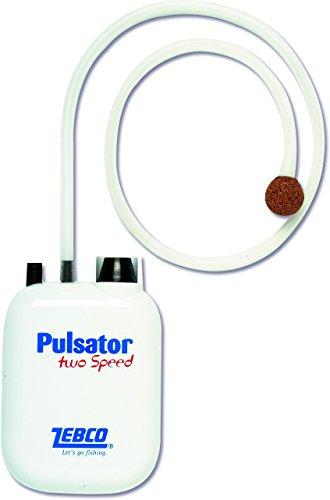 Zebco Sauerstoffpumpe Pulsator 2-Speed