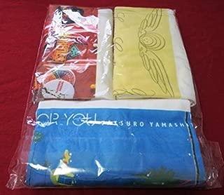 山下達郎 OPUS 当選品 非売品 ジャケットTシャツ3枚セット FOR YOU/Season's Greetings/RARITIES Mサイズ