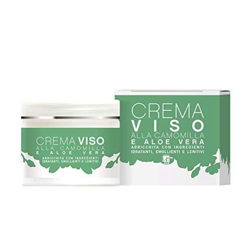 Erba Vita Crema Viso, Multicolore, 0.19 Kg