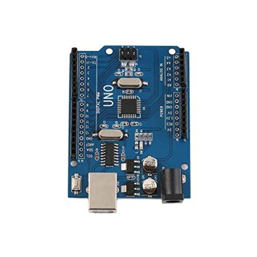 jinzuke ONU R3 Consiglio ATmega328P Sviluppo con Boot Loader per Arduino Uno Uno R3 ATmega328P 5V Development Board