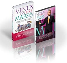 By John Gray PhD Venus on Fire Mars on Ice (Book/DVD Twin Pack) (1st edtion) [Hardcover]