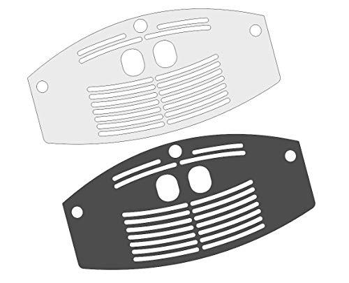 5 x Schutzfolie für Melitta Caffeo Barista T/TS Smart/T Smart - Abtropfblech - Tassenablage - Ablage - Tropfblech - F730 - F731 - F740 - F 750 - F760 - F77/0 - F840 - F850 - F860
