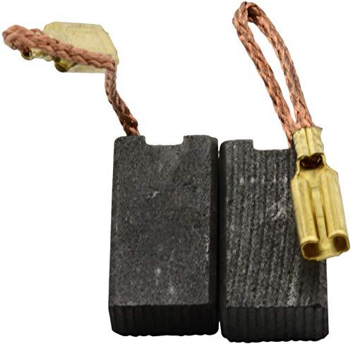Kohlebürsten für KRESS PSX 600 JUBILÄUMS Edition Hammer -- 5x8x14,5mm -- 2.0x3.1x5.5''