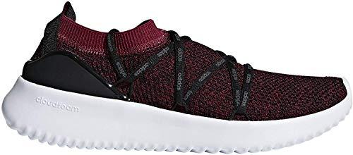 adidas Women's UltimaMotion Running Shoe, Mystery Ruby/Black/White, 7.5 M US