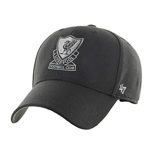 FC Liverpool 47 MVP - Gorra de lana (talla única), color negro...