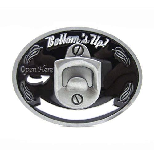beer belt buckle - 4