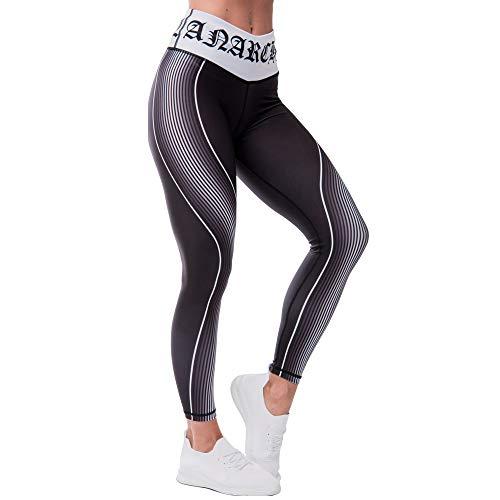 Anarchy Apparel Leggings, Monochrome Größe L