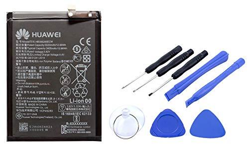 Batteria di ricambio per Huawei Honor 10 agli ioni di litio da 3320 mAh – Accessori originali Huawei con set di attrezzi