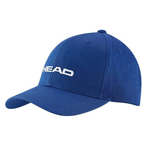 HEAD Promotion Unisex Cap, unisex adulto, Cap, 287299-BL, azul