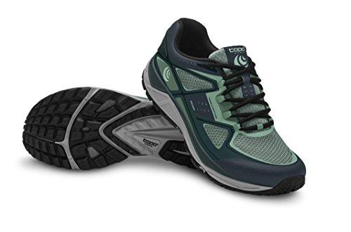 (6.5 B(M) US, Teal/Mint) - Topo Athletic Terraventure Running Shoe - Women's