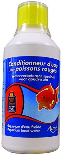 Aime Conditionneur d'Eau pour Poissons Rouges 250 Ml pour Aquariophilie