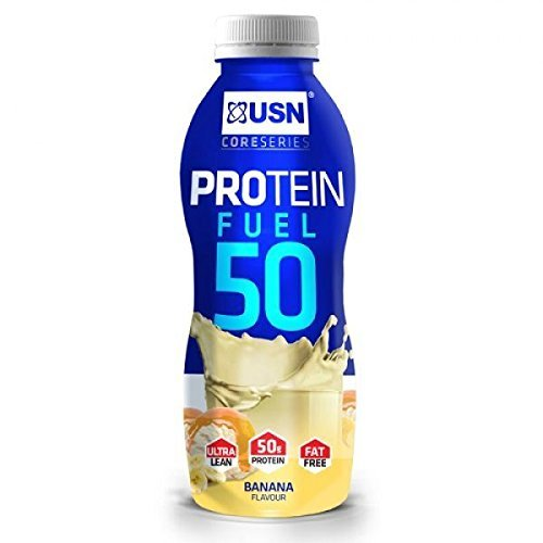 USN Protein Fuel Banana 500ml