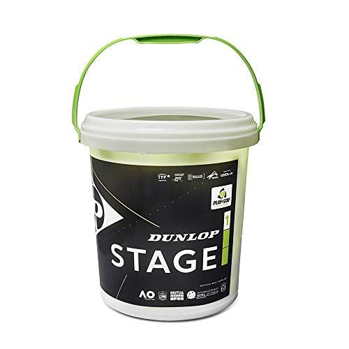 Stage 1 Grün 75% drickgefüllt
