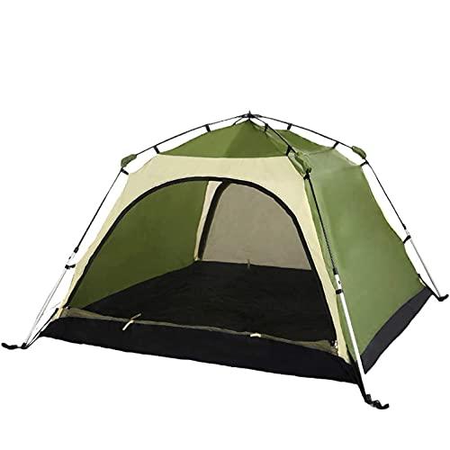 WLDOCA 2-3 Persona Apertura automática Pop Up Outdoor Impermeable Camping Tienda de campaña con Bolsa de Transporte para Picnic Senderismo Pesca