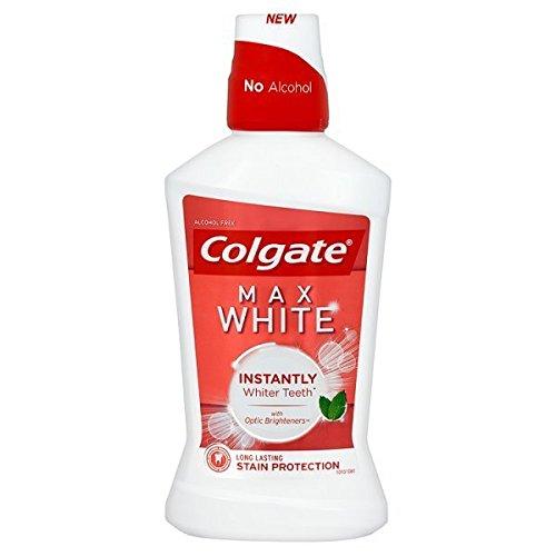 Colgate Mondwater - Max White 500 ml