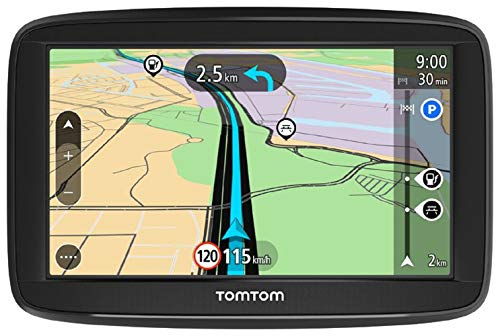 TomTom Start 52 EU45 navigatore 12,7 cm (5') Touch screen Palmare/Fisso Nero