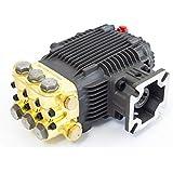 WASPPER ✦ Bombas de Reemplazo Hidrolimpiadora 3300 PSI y Bomba de Reemplazo de Hidro Lavadora 7 HP ✦ Bomba de Reemplazo Direct Drive Motor Radial Tipo A, Modelo NR. 3WZ1507A