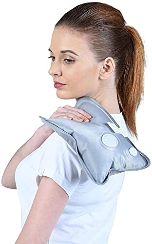 HK EXPORT Heating Bag with Gel Electric Hot Water Bags Heating Pad for Back Pain Orthopedic Electric Heating Belt for Knee, Shoulder, Lumbar, Joints, Muscle, Leg, Wrist, Neck for Pain Relief