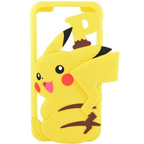 NINTENDO Pocket Monster Pokemon Pikachu Case for IPHONE 7