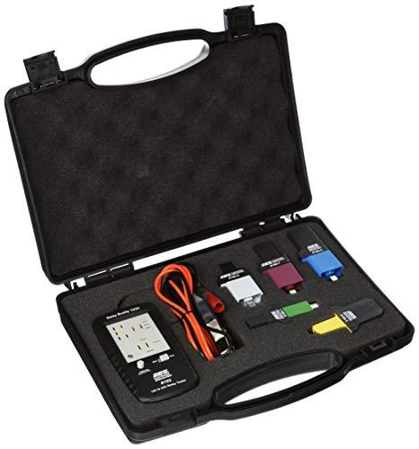 "Electronic Specialties 193 Black 2.5"" x 5"" 12/24V Diagnostic Relay Buddy Pro Test Kit"