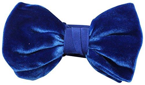 Knightsbridge Neckwear -  Papillon - Uomo Blu Blue