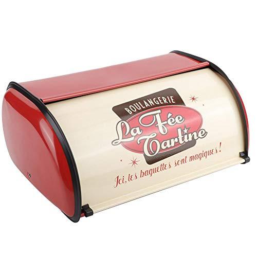 Brooddoos Grote Capaciteit Metalen Brood Box Houder Container Keuken Opslag Organizer voor Huishoudelijke Keuken Gebruik