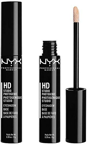 NYX Professional Makeup High Definition Eye Shadow Base (x2), Lidschatten Primer, Langanhaltende Formel