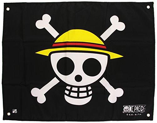 Abystyle - ABYDCT001 - Muebles y Decoración - One Piece - Bandera - Cráneo - Luffy - 50 x 60 cm , color/modelo surtido