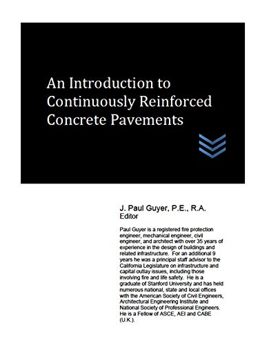 An Introduction to Continuously Reinforced Concrete Pavements