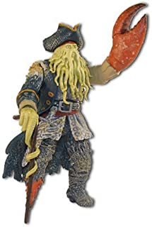 Davy Jones with Menacing Arm and Snapping Claw