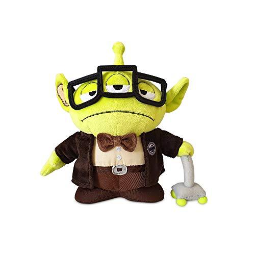 DS Disney Store Peluche Remix Alien Toy Story Edicin Limitada Carl Up Pixar Original