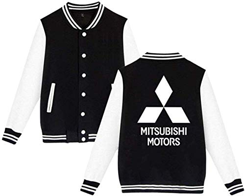 Generic Mitsubishi Motors Logo Erwachsene Baseballuniform Jacke Sportmantel M