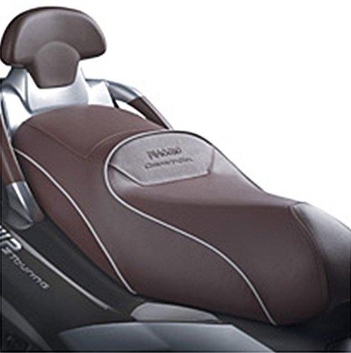 Unbekannt Sitzbank Piaggio Gel Komfort erhöht - MP3 Touring, Business Braun