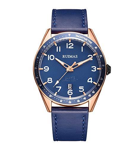 腕時計 メンズ 自動巻き 石英 日本製クオーツ 夜光アナログ表示 日付カレンダー 紳士 ビジネス ファッション おしゃれ 父の日 彼氏 誕生日 プレゼント 入学祝い 就職祝い