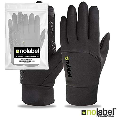 Touch Screen Handschoenen voor mannen en vrouwen - Unisex thermische handschoen voor slimme telefoon sms'en met anti-slip siliconen gel - handwarmers - winddicht en waterbestendig voor hardlopen fietsen M L XL