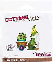 """CottageCutz Dies-Gardening Tomte 2.8""""X3"""""""