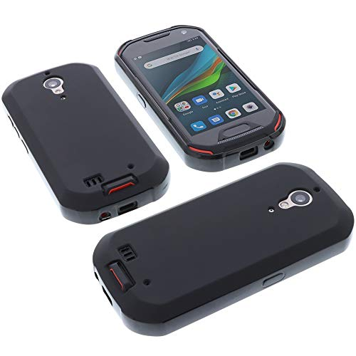 foto-kontor Funda para Unihertz Atom L Protectora de Goma TPU para móvil Negra