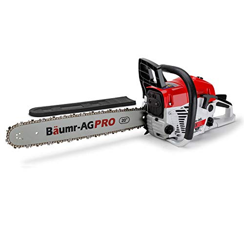 Baumr-AG Pro-Series SX62 62cc 20 Inch Bar Petrol Commercial Chainsaw