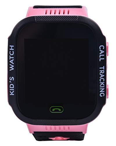 Aivtalk Reloj Infantil Digital Telefono para Niños Niñas con Alarma GPS Reloj Inteligente