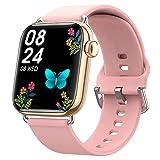 Smartwatch, 1,69'' Orologio Fitness Uomo Donna, Smart Watch con Saturimetro Sonno...