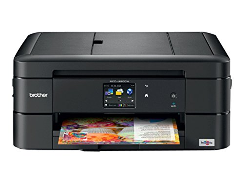Brother MFC-J680DW All-in-One Color Inkjet Printer, Wireless Connectivity, Automatic Duplex Printing, Amazon Dash Replenishment Enabled