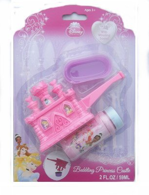 Disney Princess Bubble Set - Bubbling Château Princesse