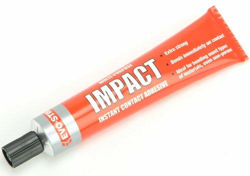 Evo Stik, adesivo Impact, tubo grande, 347908