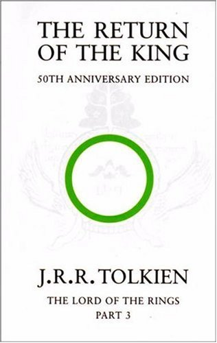 Vol.3 : The Return of the King; Die Rückkehr des Königs, englische Ausgabe (The Lord of the Rings)