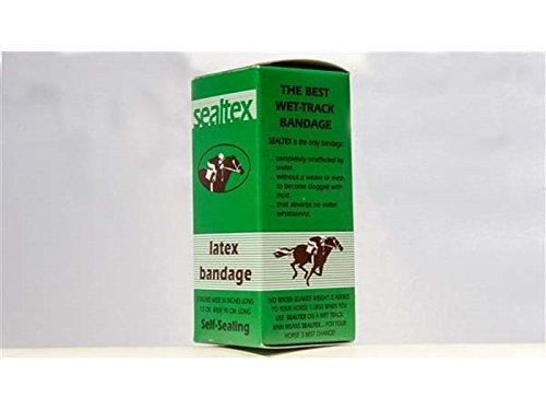 DUSCHPFLASTER Sealtex Latex-für Pferde, nur die Bandage ist völlig unberührt von Wasser, selbstklebend