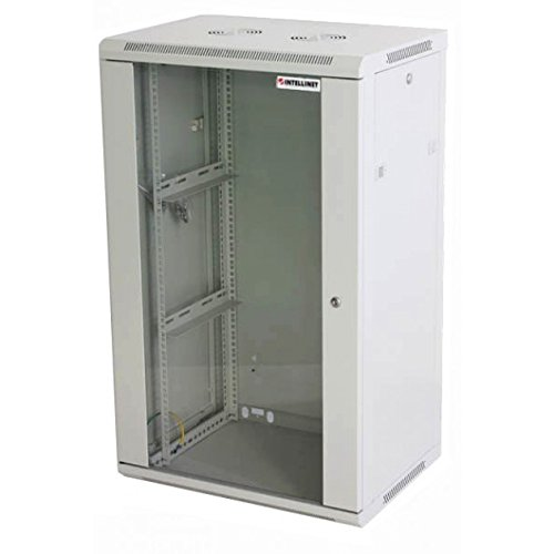 Intellinet I-CASE EW-2020GL Da parete 20U 60kg Grigio rack