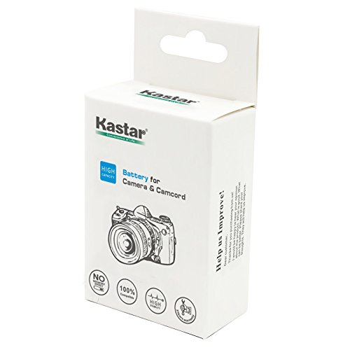 Kastar Rechargeable Lithium-Ion Battery Pack Replacement for Sony NP-FP30, NP-FP50, NP-FP60, NP-FP70, NP-FP90, NP-FP51, NP-FP71, NP-FP91 InfoLITHIUM P Series Camcorders